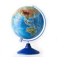 Глобус физический  d 25см. Глобен # 012500186