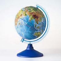 Глобус физический d 25см. Глобен рельефный # 022500193