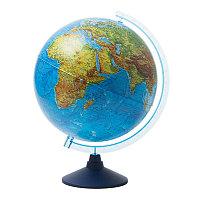 Глобус физический  d 32см. Глобен с пластиковой подставкой # 013200224