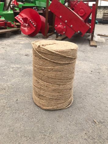 Шпагат джутовый 3мм жесткое плетение (Бангладеш) , фото 2
