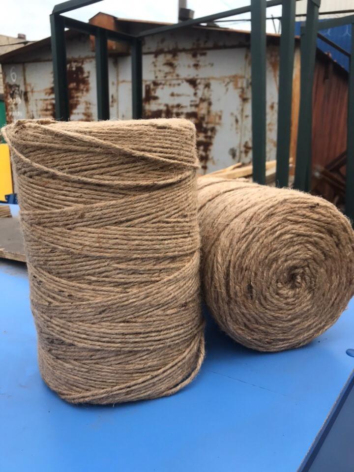 Шпагаты джутовые (производство Бангладеш)