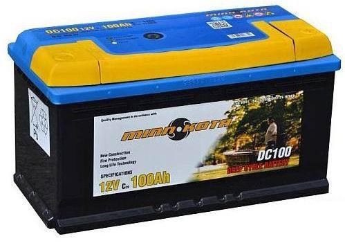 Аккумулятор MINN KOTA MK-DC-100