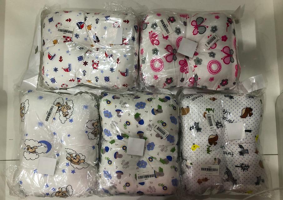 Подушки для кормления в ассортименте
