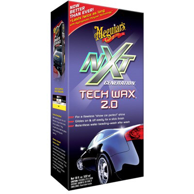 Защитный воск  NXT Generation Tech Wax 2.0, Meguiar's