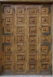 Межкомнатные двери в стиле Африканский