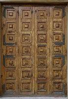 Межкомнатные двери в стиле Африканский, фото 1