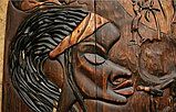 Межкомнатные двери в стиле Африканский, фото 2