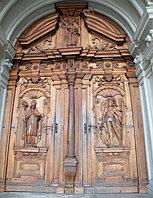 Межкомнатные двери в стиле Барокко
