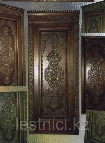 Межкомнатные двери в Восточном стиле