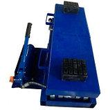 Траверса 2т гидравлическая c ручным приводом F2M AE&T, фото 2