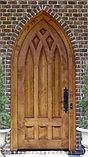 Межкомнатные двери в стиле Готика, фото 2