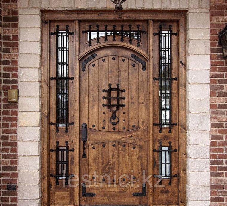 Межкомнатные двери в стиле Готика