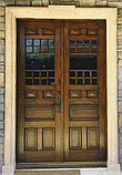Межкомнатные двери в стиле Готика, фото 4