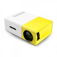 Проектор Led Projector YG300 мультимедийный с динамиком, фото 1