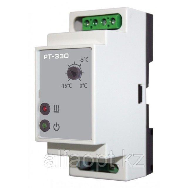 Регулятор температуры электронный РТ-320 (с датчиком ДТ)
