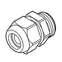 Кабельный сальник М25 для небронированного силового кабеля GL-36-M25 (EEx e)