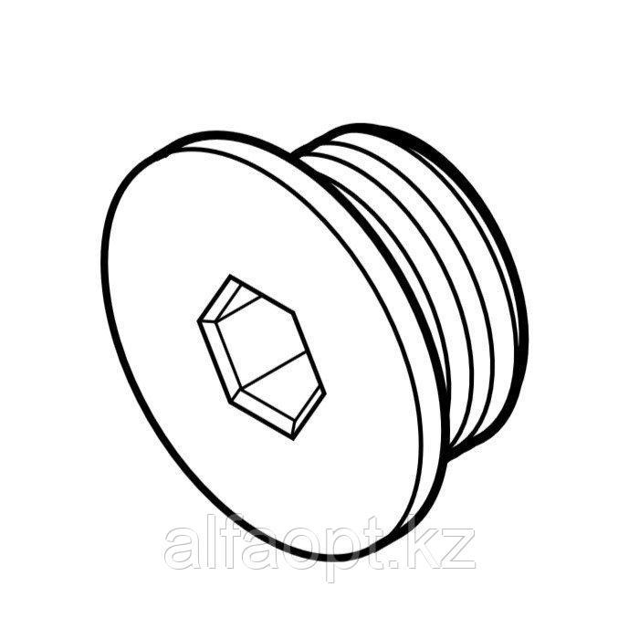 Полиамидная заглушка отверстия клеммной коробки М20 HWA-PLUG-M20-EXE-PLASTIC