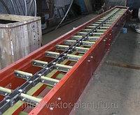 Скребковый конвейер транспортер