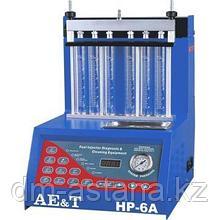 Установка HP-6A AE&T для проверки и очистки форсунок с встроенной ультразвуковой очисткой
