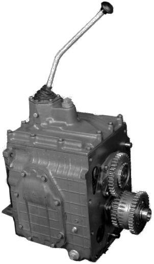 Коробка передач МТЗ в сборе (70-1700010-06)