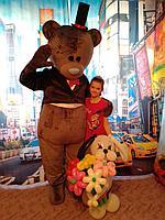 Мишка Тедди на день рождения в Павлодаре, фото 1