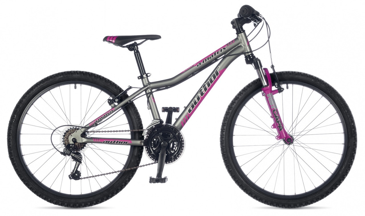 Велосипед Подростковый AUTHOR A-MATRIX ASL 24 (2017)