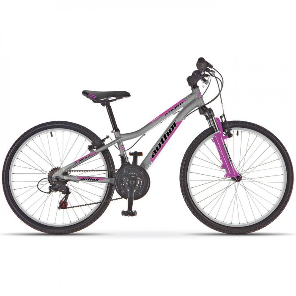 Велосипед Подростковый ДЛЯ ДЕВОЧКИ AUTHOR A-MATRIX 26 (2019)