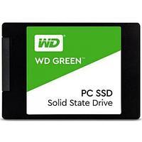 """Твердотельный накопитель 120GB SSD WD WDS120G2G0A Серия GREEN 2.5"""""""