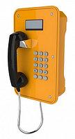 J&R JR105-FK-Y-SIP, промышленный телефон, 15 кнопок, без крышки, с дисплеем