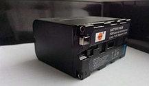 NP-F970 /7900 mAh/7.4 V 58.5 Wh/ аккумуляторы на видеокамеры SONY и прожекторы/мониторы от DEST, фото 2