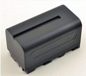 NP-F770/F750 (5000 mAh) аккумуляторы на видеокамеры SONY и прожекторы/мониторы от DEST, фото 2
