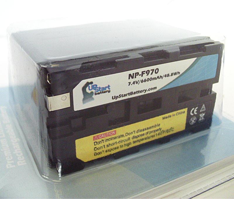 NP-F970/ 6600mAh!! на видеокамеры SONY и прожекторы/мониторы от START Canada