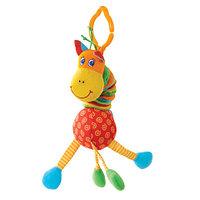 Подвесная развивающая игрушка Tiny Love «Жираф», для новорожденных, фото 1