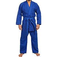 Кимоно дзюдо синий 1000 гр