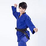 Кимоно дзюдо синий 1000 гр, фото 2