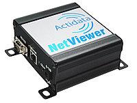 Actidata NV1.1G, Сетевой контроллер, с двумя реле, RS232 под модем
