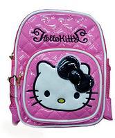 Рюкзак детский для девочек «Hello Kitty» (Ярко-розовый)