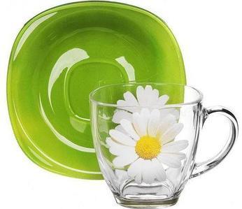 Чайный сервиз LUMINARC CARINA PAQUERETTE Green G1988