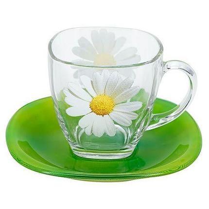 Чайный сервиз LUMINARC CARINA PAQUERETTE Green G1988, фото 2