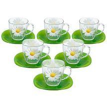 Чайный сервиз LUMINARC CARINA PAQUERETTE Green G1988, фото 3