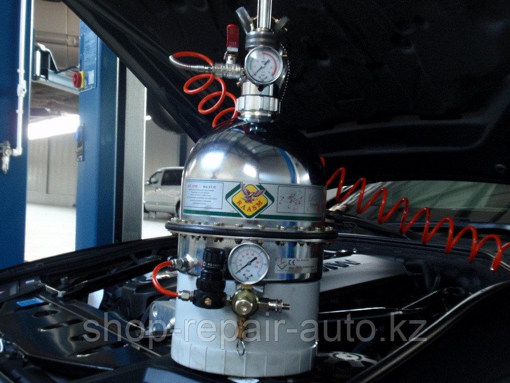Замена тормозной жидкости аппаратом г. Нур-Султан (Астана)