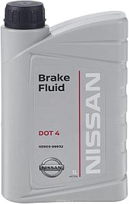 Тормозная жидкость Nissan Dot 4
