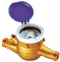 Счетчик воды 420PC QN 1,5