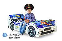 Кровать-машина «ПОЛИЦИЯ» 518 (Бельмарко, Россия), фото 1