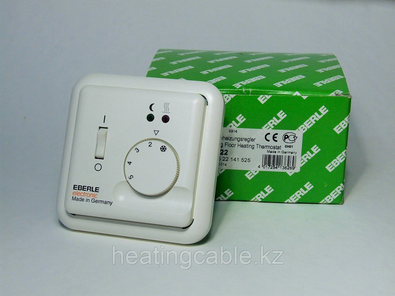 Терморегулятор Eberle fre525 22 (10А)