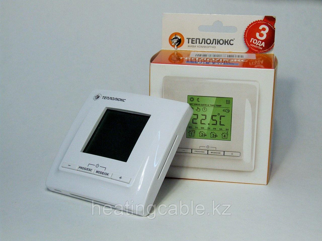 Терморегулятор ТЕПЛОЛЮКС-520