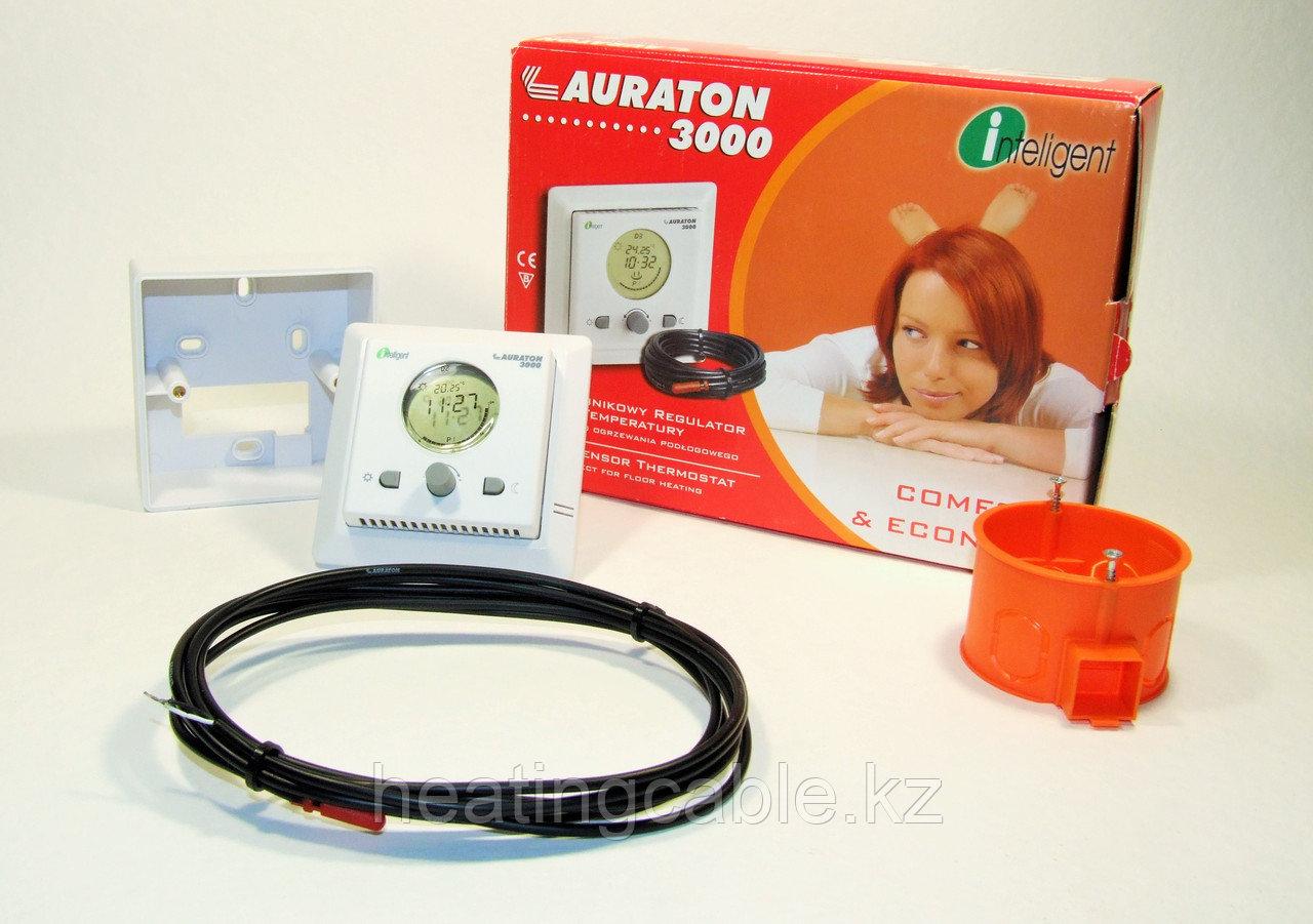 Терморегулятор AURATON 3000 LAR002A (16A)