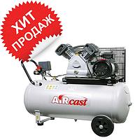 Поршневой компрессор с электродвигателем Remeza Aircast СБ4/С-100. LB 30