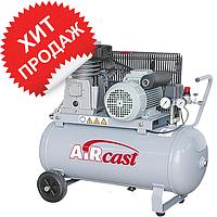 Поршневой компрессор с электродвигателем Remeza Aircast СБ4/С-100. LH20-2.2, фото 1
