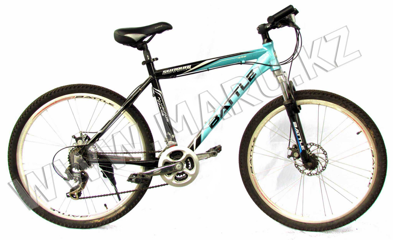 Велосипеды  BATTLE 540 В АЛМАТЫ